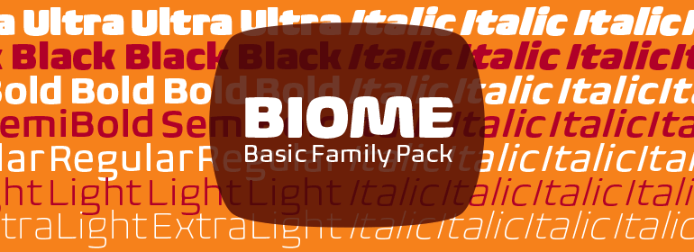 Biome™ Basic Family Pack