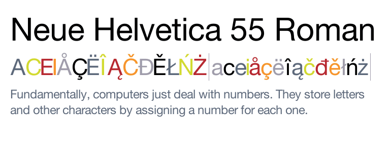 helvetica font download android