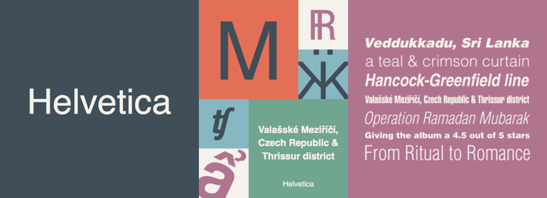 download helvetica font free for windows
