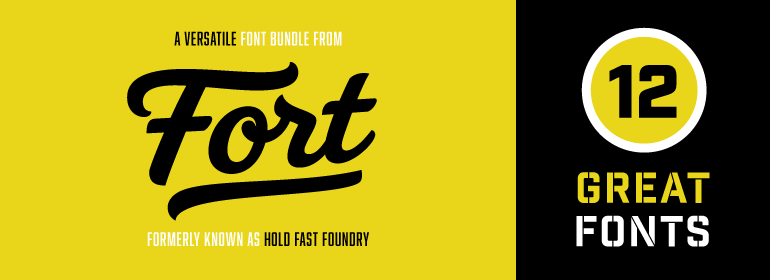 fort foundry fonts