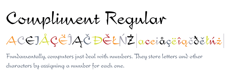 complement letters