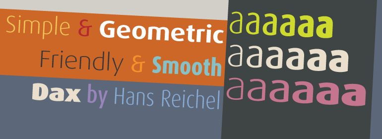 ff dax font family free download
