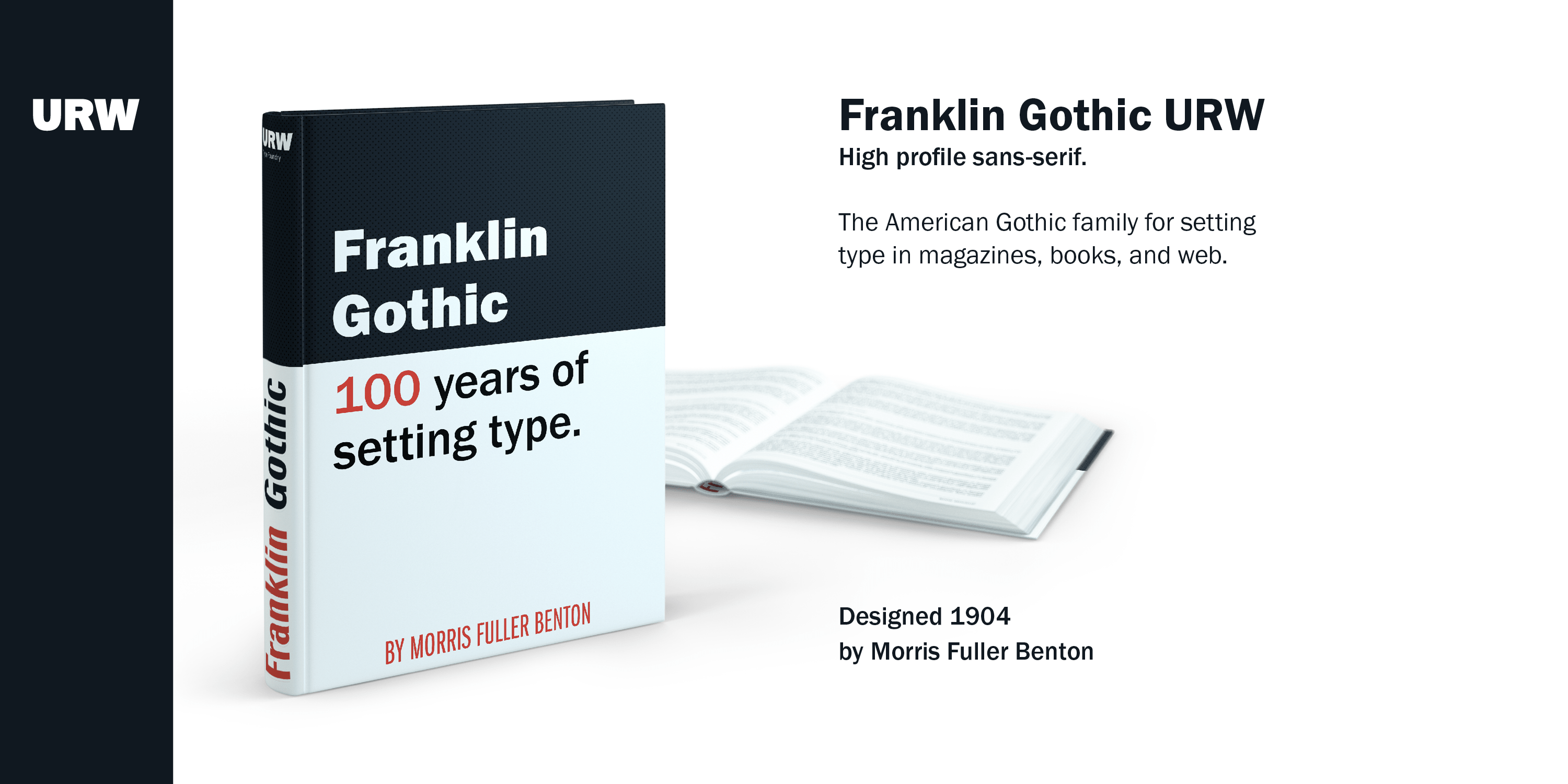 Franklin Gothic Font Family - Fonts com