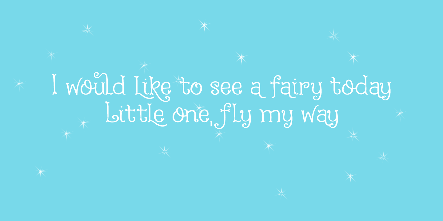 Fairy Godmother Font Family - Fonts com