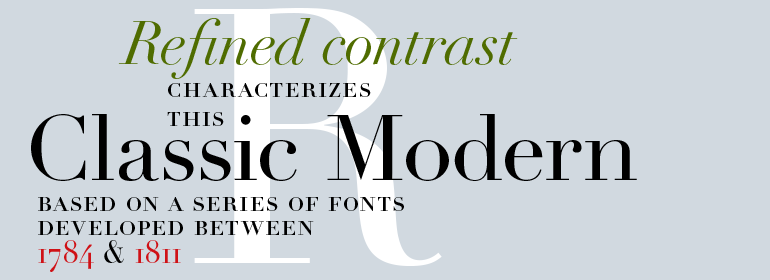 Linotype Didot™ Font Family Typeface Story - Fonts com