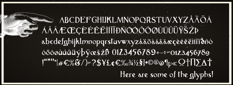 Old Earthy Font Family Fontscom