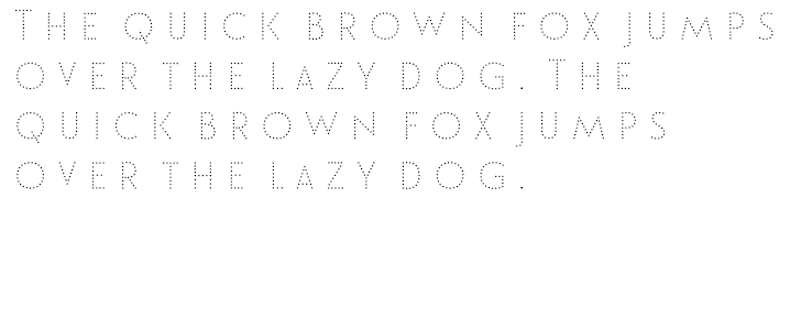 Le Havre Layers Dotted - Fonts com
