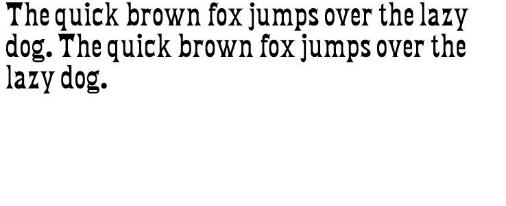 Fredericksburg NF Regular - Fonts com