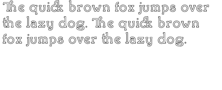 how to change font to outline in illustrator