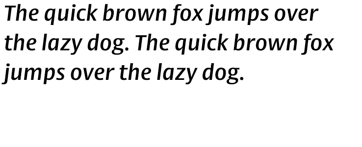 The Big Brown Fox Jumps Over The Lazy Dog
