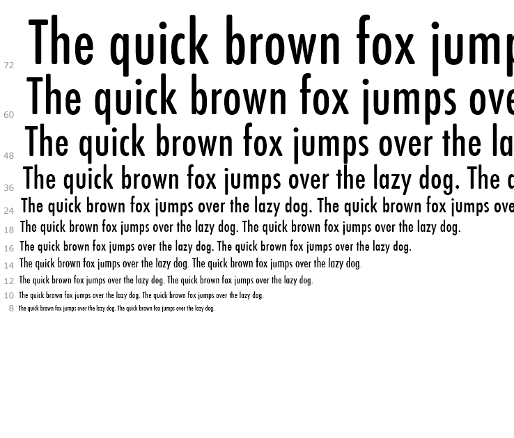 Futura® Round Medium Condensed - Fonts com