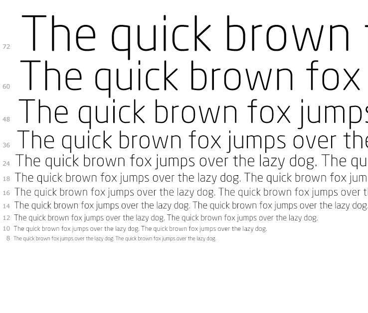 Neo® Sans Complete Family Pack