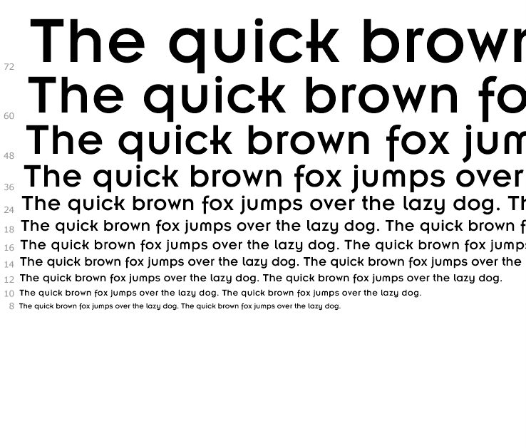 insignia how to change the font size