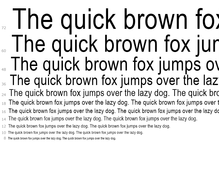 Download Arial Narrow OS Family Pack - Fonts.com
