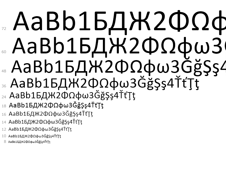 Calibri® Regular - Fonts com